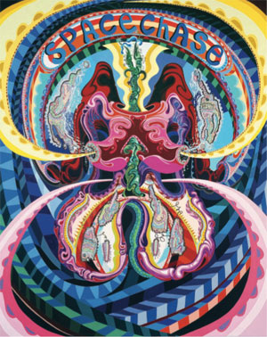 Psychedelic Optical And Visionary Art Since The 1960s At The San