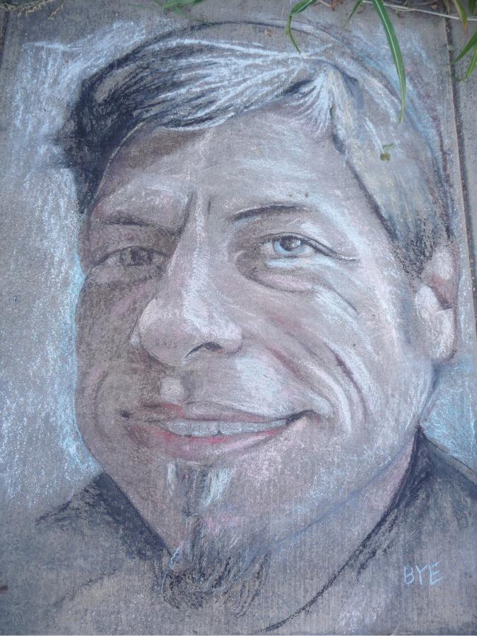 """Chuck Ramirez"" by Jeremiah Teutsch"