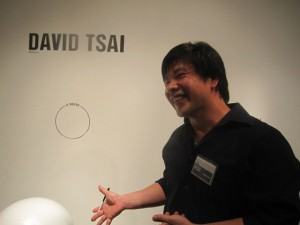 David Tsai, cathouse creator