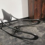 Michael Wilson's rocking chair