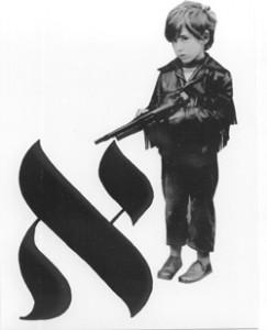 Walace Berman Semina 7, 1961