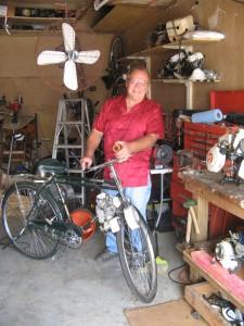 Mike Schneider Bike Bug