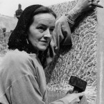 NPG x35116,Dame Barbara Hepworth,by Peter Keen