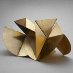 Lygia Clark, Bicho (Mquina), Anodized aluminum, 21 x 35 1/2 x 21 1/2 inches (variable), 1962