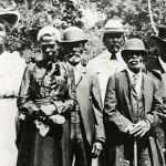 Juneteenth celebration in Austin, June 19, 1900. Austin History Center, Austin Public Library.