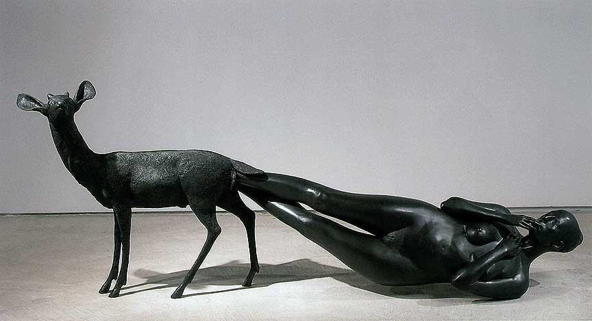 Kiki Smith- Born