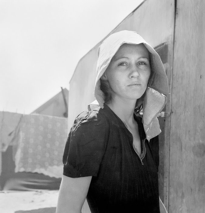 Dorthea Lange, Texas Migrant, 1940
