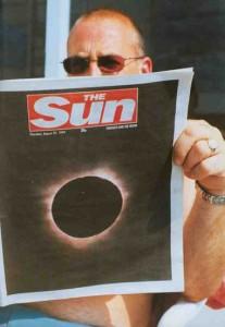 Martin Paar, The Sun
