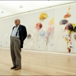 Twombly: Each line is now the actual experience with its own innate history