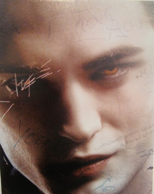Glen Fogle Twilight vampire image Callicoon Fine Arts, Calicoon