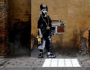 banksy-dalston-gilette-square