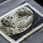 Houston artist Rachel Hobson sends embroidery into space with shuttle Atlantis