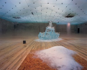 Pierre Huyghe- Iceboat