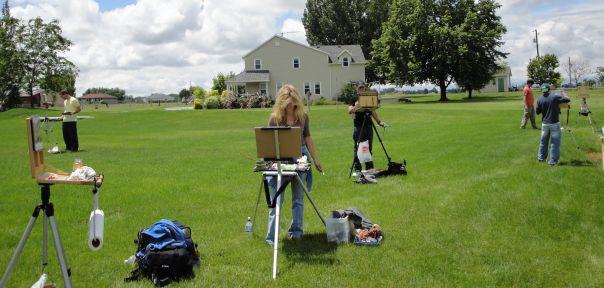 plein-air-painters