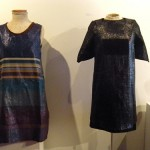 Dresses made from Alyce Santoro's Sonic Fabric