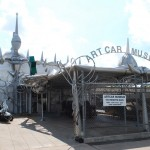 Art Car Museum, 140 Heights Blvd. For those art car fanatics who can&#039;t wait for the next Art Car Parade, look no further than the Art Car Museum.  Ann Harithas, one of the first to present an &quot;art car&quot; in a formal arts venue, opened the museum in 1998 with her husband, James, who is the Director of the Station Museum of Contemporary Art.  Artist David Best created the distinctive museum entrance, using car parts and scrap metal.