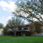 Asia Society Texas Center, 2012, architect Yoshio Taniguchi, 1370 Southmore Blvd., Museum District, Opening April 2012. Designed by super star architect Yoshio Taniguchi, the $48.4 million building is almost assured to have a star on the map of important Houston architectural monuments by the time it officially opens in April 2012. The 38,000-square-foot building takes up an entire block and includes an art gallery, theater, classrooms, reception spaces, a geothermal cooling and heating system and a fantastic view of the Houston skyline framed by an infinity water garden. Taniguchi is best known in the United States for his 2004 expansion of New York&#039;s Museum of Modern Art.