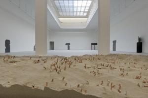 Gabriel Kuri, Donation Box, 2010