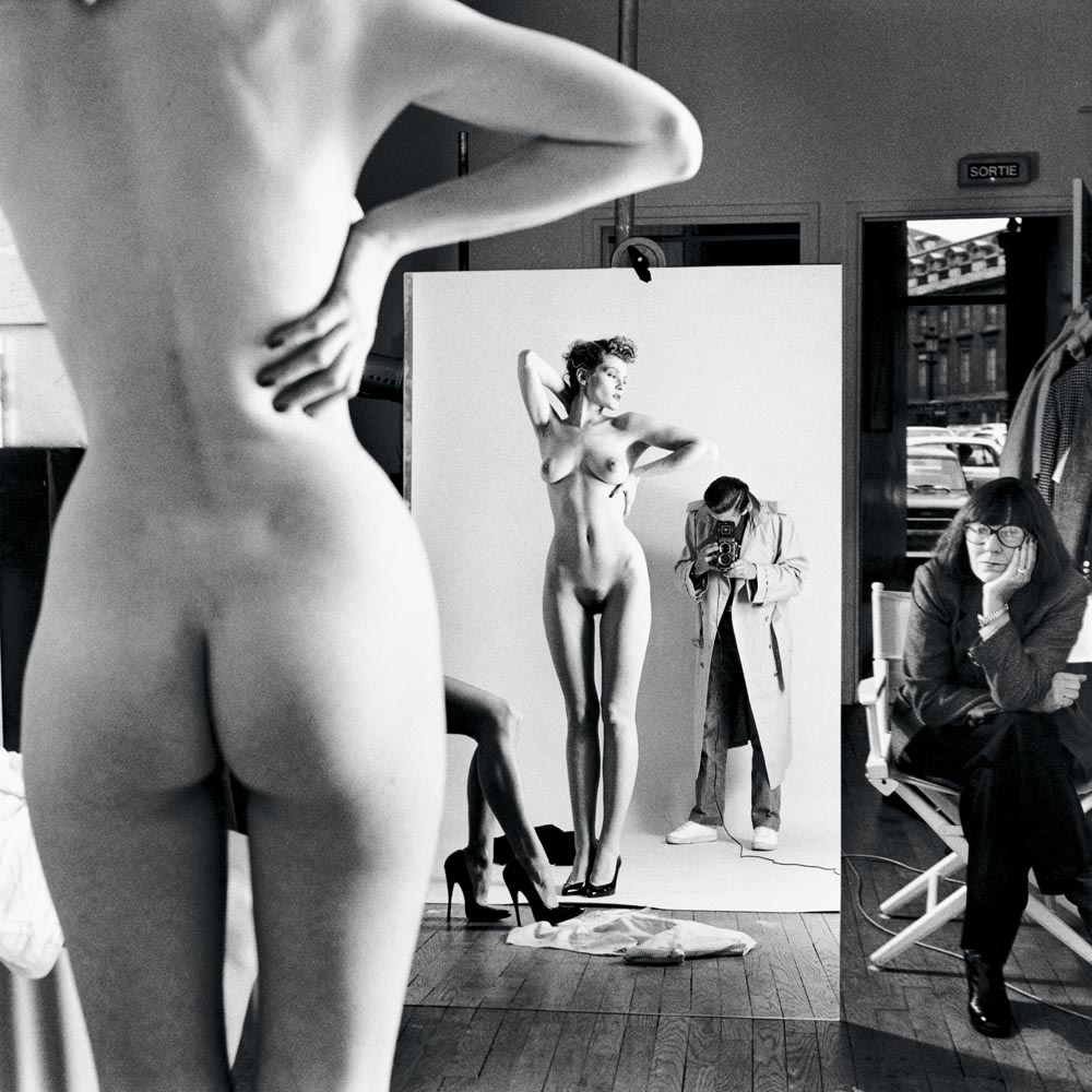 The Helmut Newton Estate/Maconochie Photography. The image is under copyright and must not be screen-grabbed, downloaded, or dragged off this website. No usage whatsoever is permitted.