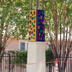 Austin Art in Public Places: Obelisco Dedication Saturday
