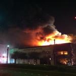 Midtown auction house blaze near popular galleries and clubs