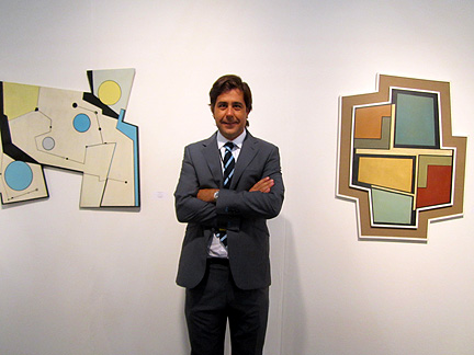 Also separated at birth, Ignacio Pendronzo and the work of Carmelo Arden Quin
