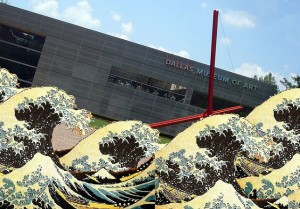 Dallas Museum of Art rides out the storm