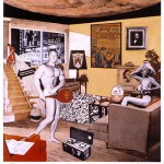 British Pop Art Pioneer Richard Hamilton Dies