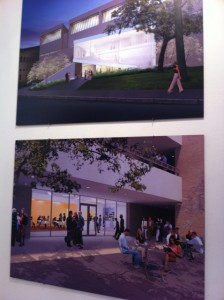 Renderings of what the Blaffer will so be!