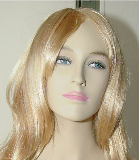 Jennifer Rubell mannequin