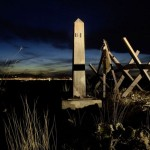 Border Monument No. 81, 2008,  31 x 24 inches, archival inkjet print, © David Taylor 2010