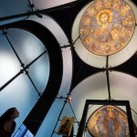 Space-Age Chapel Will Need New Art: Menil's Byzantine Frescos a Go-Go Going