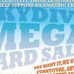 Skydive Yard Sale: Dela MS Fundraiser Draws on Community