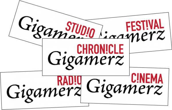 Gigamerz branding