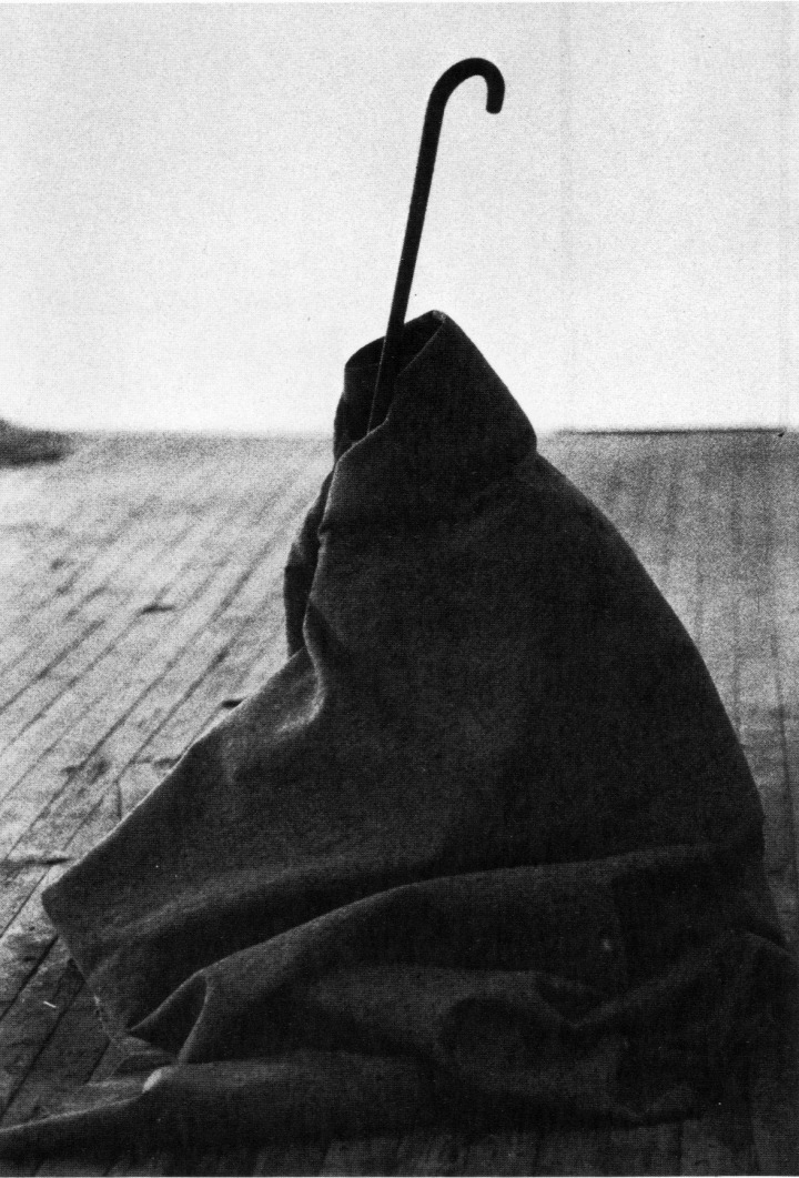 Joseph Beuys, being ghosty