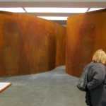 Richard Serra at Gagosian