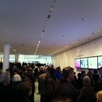 The (crowded) MOMA
