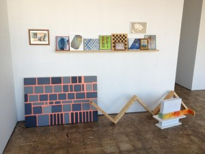 Sterling Allen installation at Okay Mountain