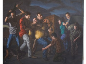 Rigoberto Gonzalez, Levanton (The Kidnapping)