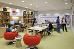 Kinder Foundation Education Center