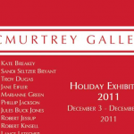 McMurtrey Gallery Holiday Exhibition