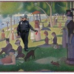 Art Target of Pepper Spray Protests: Seurat, Munch Achieve Timeless Meme Status