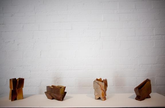 Jonathan Cross, Plane Forms, installation, courtesy Allison V. Smith for Barry Whistler Gallery