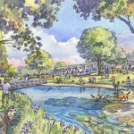 Buffalo Bayou to Become $55 Million Wonderland: Like Central Park, But Sometimes Underwater!