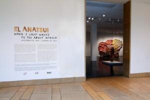 Installation view. Courtesy Blanton Museum of Art. Photo: Rick Hall