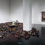Installation view. Courtesy of The Blanton Museum of Art. Photo: Rick Hall.