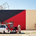 Fairey Murals Spotted in Dallas Observer