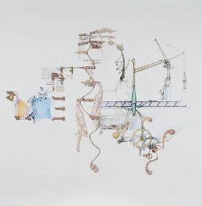 Jayne Lawrence drawing