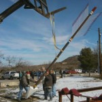 Giant Comanche War Arrows Fall Across Panhandle