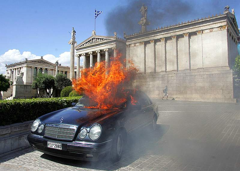 Greek austerity measures